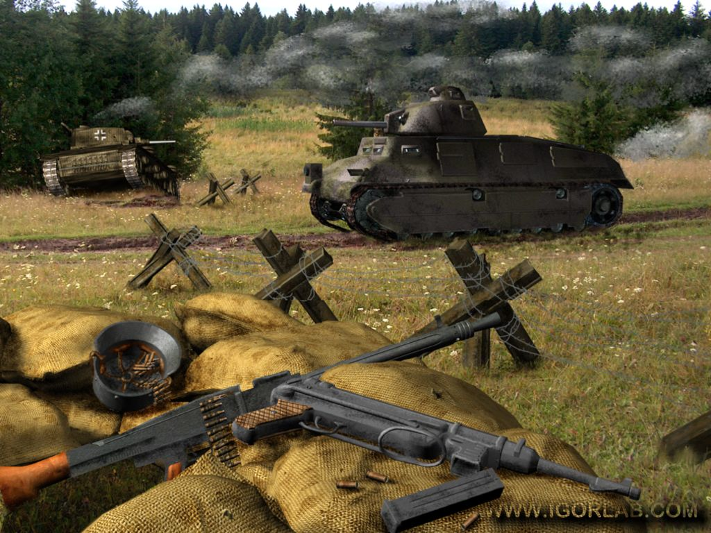 Soldiers of Empires II. Turn-based wargame. WWII. www.soe2.com